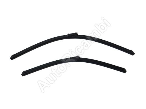 Wiper blades Fiat Ducato 250 MY 2006 set