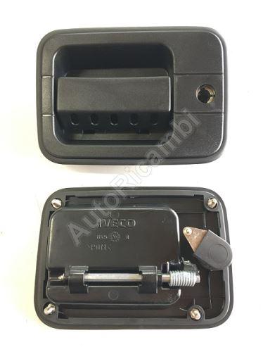 Door handle Iveco EuroCargo, Trakker set 2ks without insert