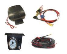 Kompresor pre doplnkové vzduchové pruženie Iveco Daily, Fiat Ducato solo