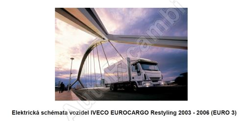 Elektrické schémy Iveco EuroCargo Restyling E3 (PDF)