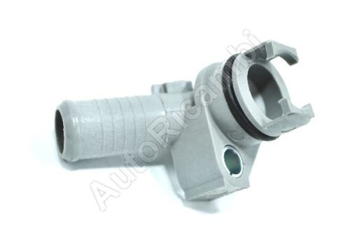 Oil pipe Fiat Ducato 250, Boxer 2,2 - for oil cooler