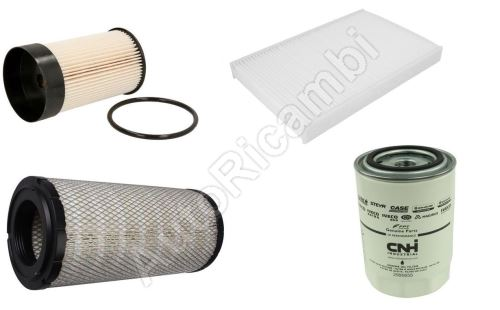 Filters Iveco Daily 2006 3,0 Euro 4 engine set + pollen filter