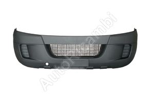 Bumper Iveco Daily 2006 front, black