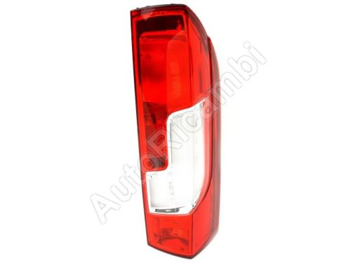 Rear light Fiat Ducato 250 from 2014 right without bulb strip