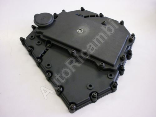 Odvetranie motora Iveco Stralis, Trakker Cursor 8