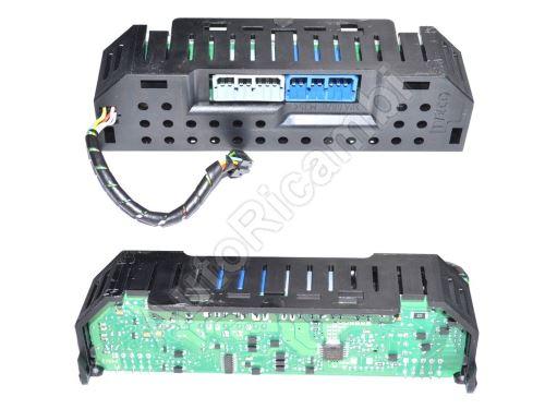 Elektrická centrála pod volantom Iveco Daily 2000 - rozdielne zapojenie