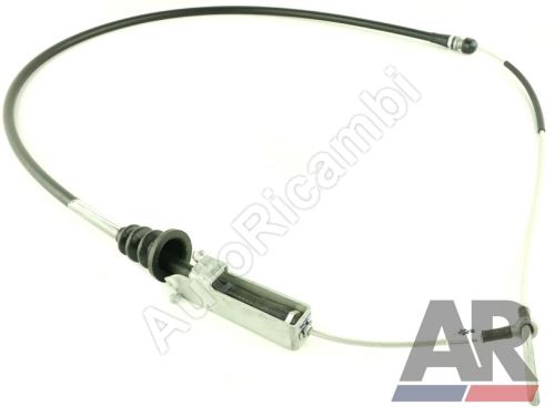 Hand brake cable Iveco Daily 14> 50C front 4100 mm