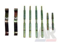Kolíky brzdových platničiek Iveco TurboDaily
