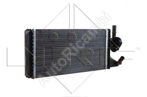 Radiator kúrenia Iveco TurboDaily - typ Marelli