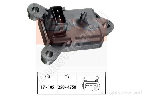 Intake Air Pressure Sensor Fiat Ducato 230/244 1994-2006 2.8JTD