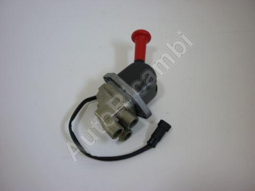 Ventil ručnej brzdy Iveco EuroCargo-3 závity