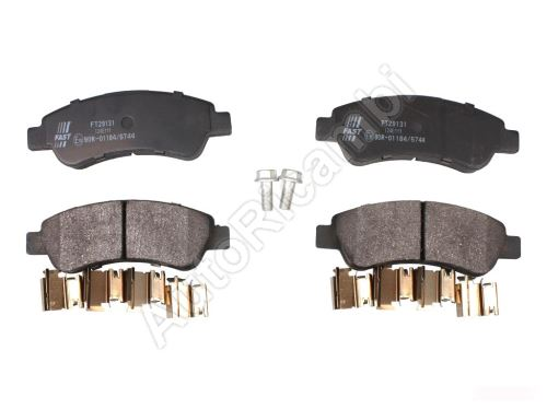 Brake pads Fiat Ducato 250/2014> rear