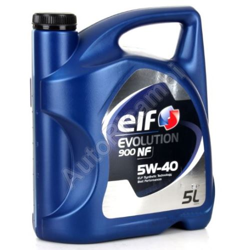 Motor oil Elf Evolution 900 NF 5W40 5l