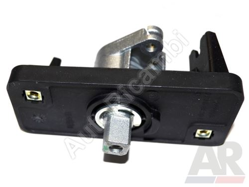 Door lock mechanism Fiat Ducato 250, middle