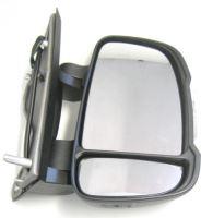 Zrkadlo Fiat Ducato 250 pravé krátke el. ovl. + el. sklopné
