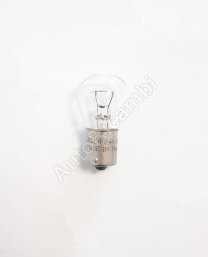 The bulb 24V 21W P21W