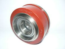 Wheel bearing Iveco Daily 2000 65C, front, complete hub