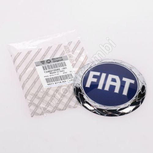 Znak prednej masky Fiat Ducato 244/250 modrý 120mm
