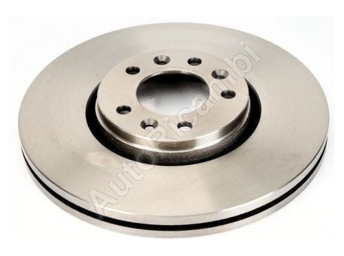 Brake disc Fiat Scudo 1,6JTD/ 2,0JTD 07> front