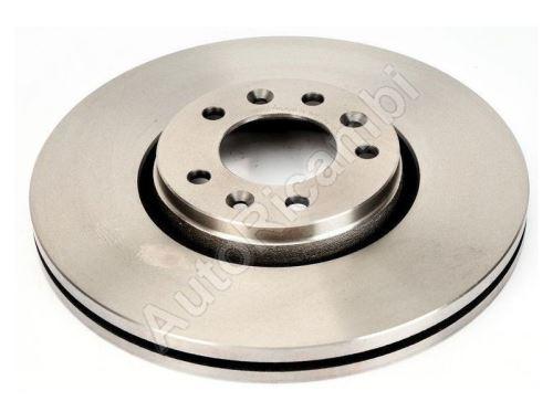 Brzdový kotúč Fiat Scudo 1,6JTD/ 2,0JTD 2007> predný d=304mm