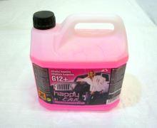 Chladiaca zmes G12, G12+ červená 3 litre