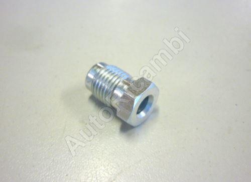 Koncovka brzdovej trubky 10/1 mm, pre 5mm trubku L=17mm