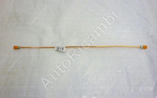 Brake pipe 4,75 x 500 mm Iveco Daily, Fiat Ducato
