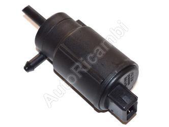 Windscreen washer motor Fiat Doblo 2010> Fiorino 2007>