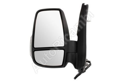 Spätné zrkadlo Ford Transit od 2013 ľavé krátke, elektrické, vyhrievané, 6-PIN, 5W