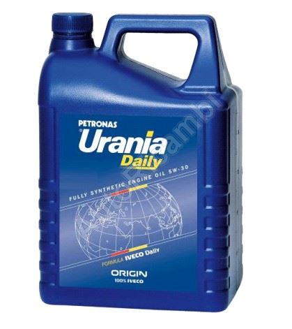 Engine oil Urania Daily 5W30 5L