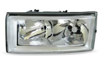 Headlight Iveco Daily 2000 right without motor
