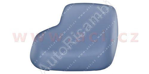 Kryt zrkadla Fiat Fiorino 2007> ľavý, pre lak