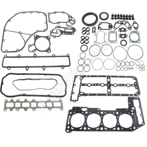 Gasket set Iveco Daily 2006> 2014>, Fiat Ducato 250/2014> 3,0 JTD E4/5 with CHG