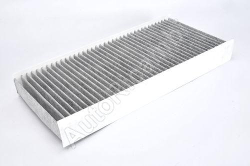 Peľový filter Fiat Scudo 07> s aktívnym uhlím, 376x176x48mm