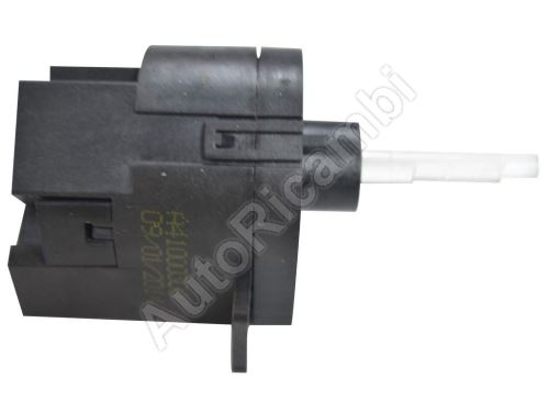 Fiat Doblo heating fan switch with air conditioning
