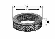 Vzduchový filter Fiat Doblo 1,2i