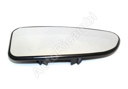 Sklo spätného zrkadla Fiat Ducato 1994-2006 pravé spodné vyhrievané