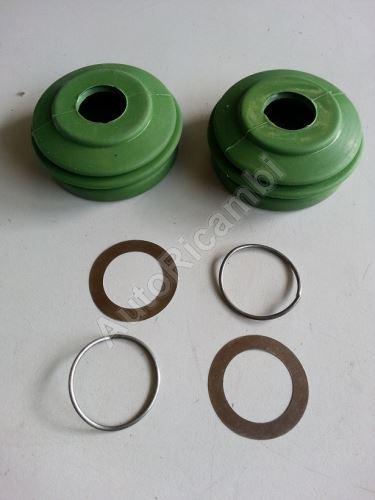 Brake mechanism cuffs Cargo 120 - set 2pcs.