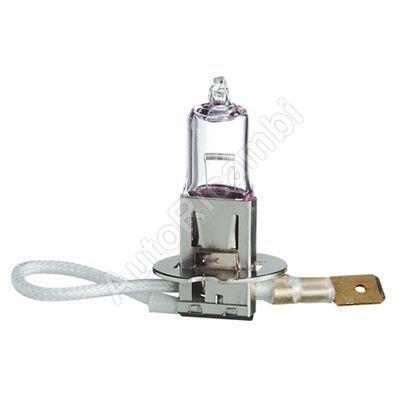 The bulb 24V H3 70W PK22s
