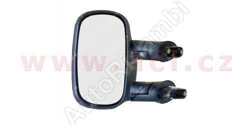 Mirror Fiat Doblo 2000-10 left, manual