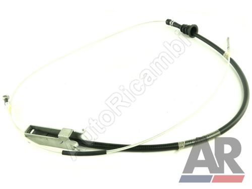 Hand brake cable Iveco Daily 14> 50C front 4750 mm