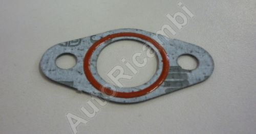 Turbocharger gasket Iveco EuroCargo 120E18 overflow