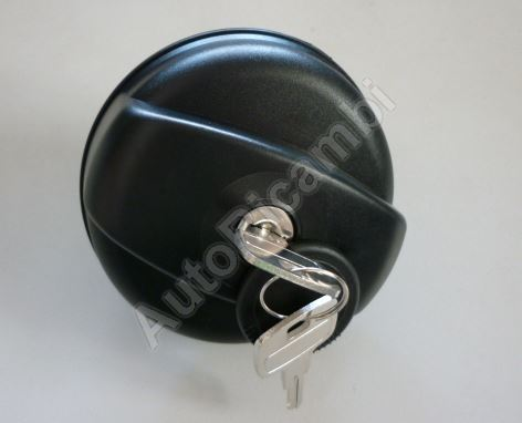 Fuel tank plug Iveco EuroCargo with keys