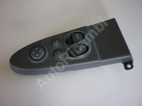 Window lift control panel Iveco Stralis left