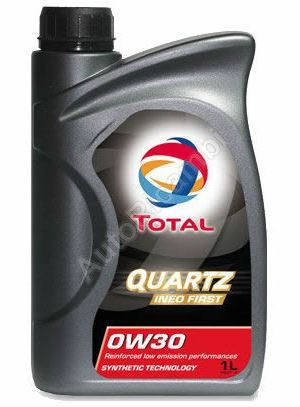 Engine oil TOTAL INEO FIRST 0w30 1l