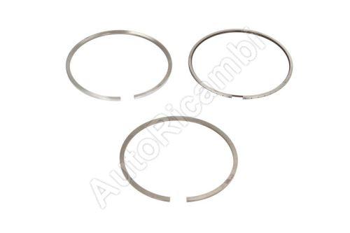 Piston rings Iveco Daily 2,3 JTD Euro 5, Fiat Ducato 2,3 Euro 6 STD