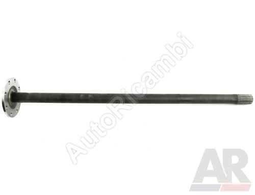 Driveshaft Iveco Daily 2000 35/50C 18teeth (dual mounted)