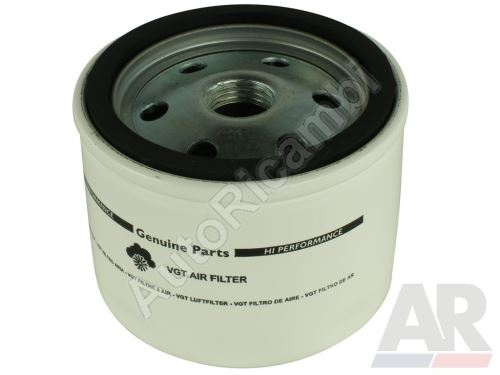 Air filter for regulating turbo valves Iveco Stralis, Trakker