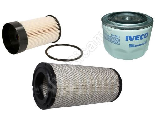 Filters Iveco Daily 2006 2,3 Euro 4 now for engine
