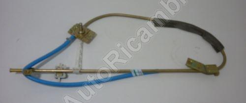 Mechanizmus okna Iveco EuroCargo ľavý manuál